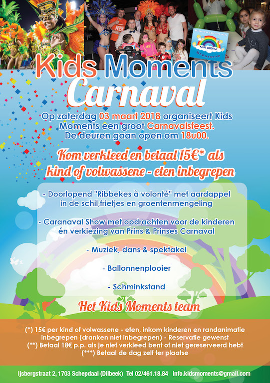 carnaval compres