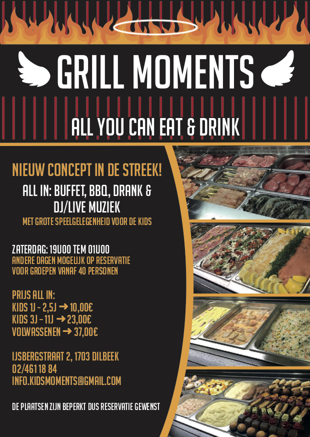 GRILL MOMENTS
