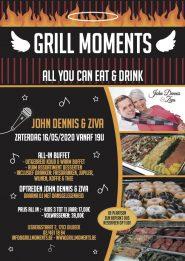 Grill Moments Halloween & DJ Fab