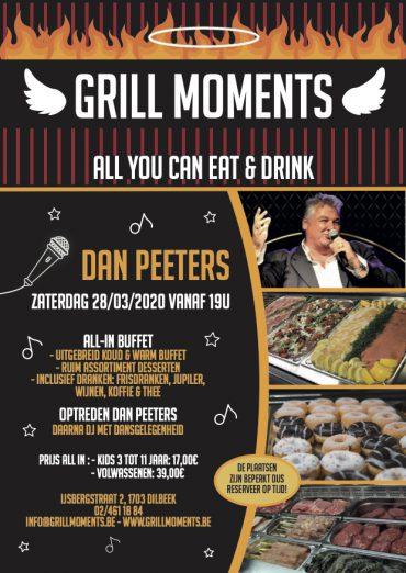 Grill Moments & Dan Peeters